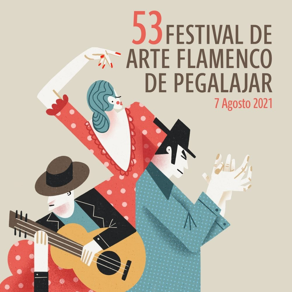 Cartel Flamenco